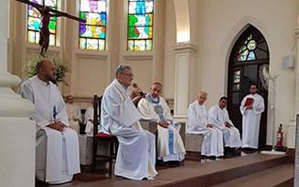 Missa em Ação de Graças, 89 anos do Padre Miguel.