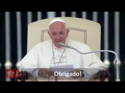 Reze pelos sacerdotes e pelo Papa Francisco