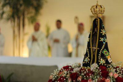 Paróquia Nossa Senhora Aparecida, de Registro celebra sua Padroeira