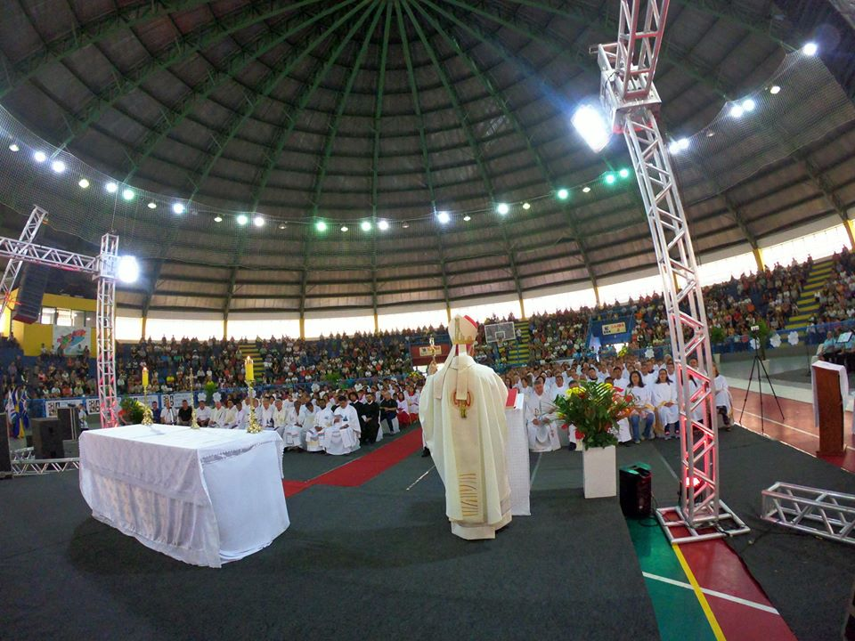 Na Solenidade de Cristo Rei, Diocese de Registro celebra a unidade