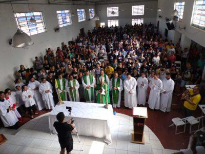 Dia Nacional da Juventude: reunidos para mostrar o rosto jovem de nossa Diocese