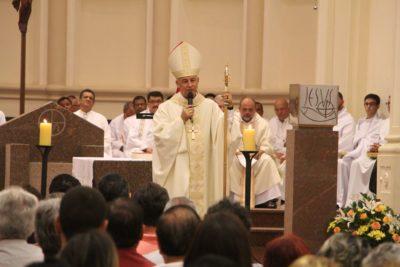 Mensagem de fim de ano de nosso Bispo Diocesano