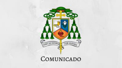 Dom Manoel emite decreto sobre nomeação de vigários paroquiais