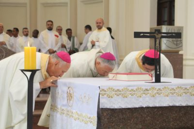 Sínodo dos Bispos: Comunhão, Participação e Missão