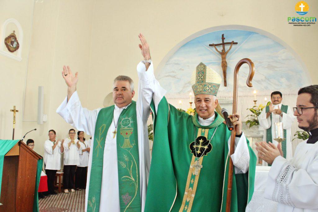 Diocese de Registro conclui suas transferências do clero