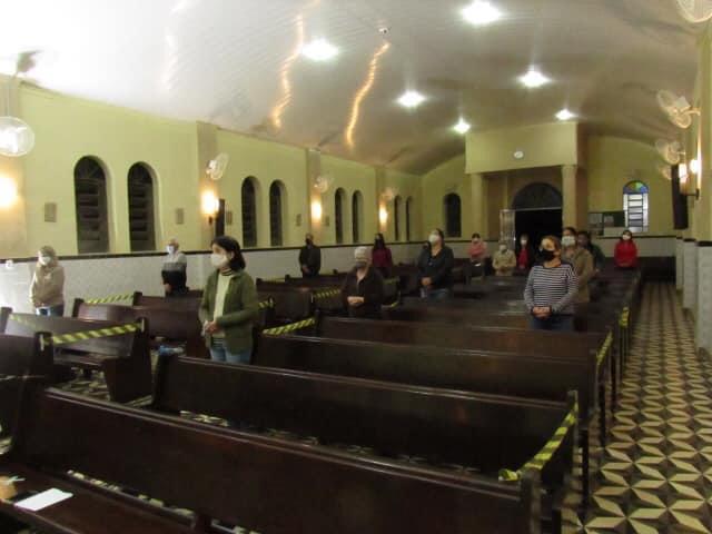 A Igreja no pós pandemia