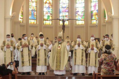 Dom Manoel ordena primeiros diáconos permanentes para a Diocese de Registro