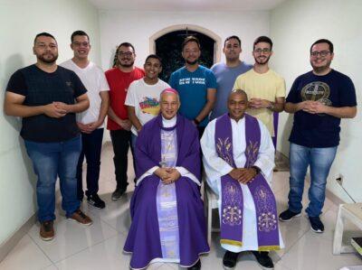 Missa no Seminário Diocesano marca início do semestre letivo