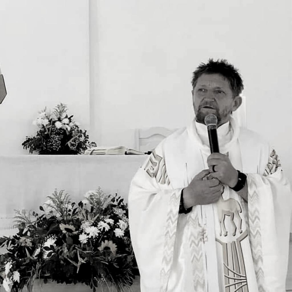 Pe. Slawomir e sua presença em nossa Diocese de Registro